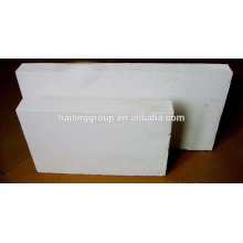 thermal insulation material fire rated calcium silicate board 30mm good sanding surface